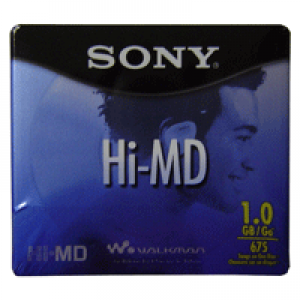 Mini Disc Hi-MD Sony 1GB