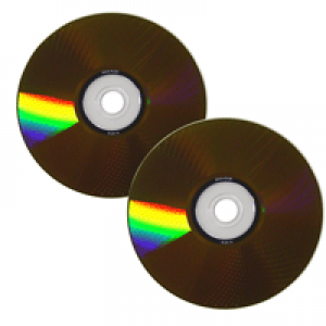 DVD-RAM Verbatim 9.4GB(3x) - Double-sided (pino)