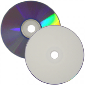 DVD-R Elgin Inkjet HUB Printable Branco 4.7GB (16x) (pino)