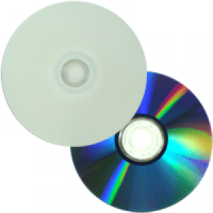 DVD+R S-Mac Thermal HUB Printable Branco 4.7GB(16x) (Pino)