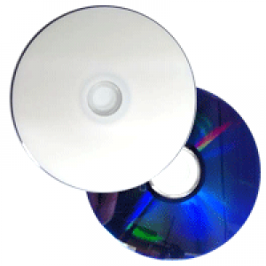 DVD+R Imation InkJet HUB Printable Branco 8.5GB(8x) (Dual Layer) (Pino)