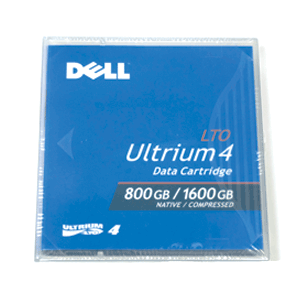 LTO Ultrium 4 Dell 800/1600GB