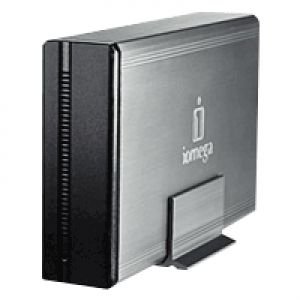 HD Externo StorCenter Iomega 500GB - Network Hard Drive
