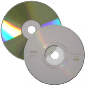 CDR Imation Force Field 80min/700MB(52x) (Pino)