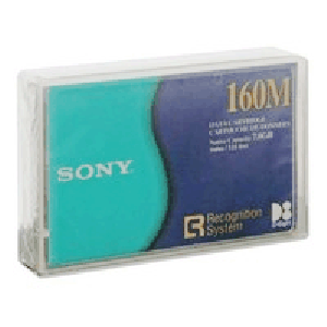 Fita DAT Sony 8mm (7/ 14GB) 160m