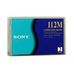 Fita DAT Sony 8mm (5/10GB) 112m