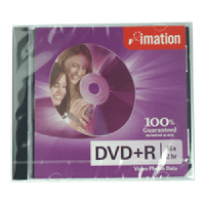 DVD+R Imation Lacrado 4.7GB(16x)