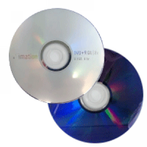 DVD+R Imation c/ Logo 8.5GB(8x) (Dual Layer) (Pino)
