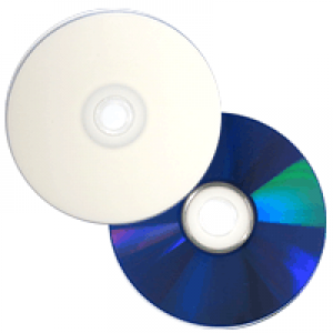 DVD+R Elgin Thermal HUB Printable Branco 8.5GB(8x) (Dual Layer) (Pino)